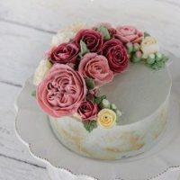 裱花蛋糕講師認證課程